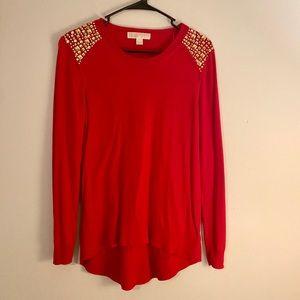 Michael Kors Embellished Sweater